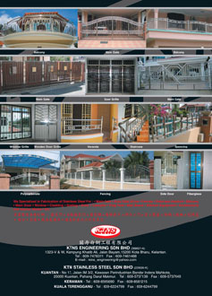 Ktns Engineering Sdn Bhd Ktn Stainless Steel Sdn Bhd